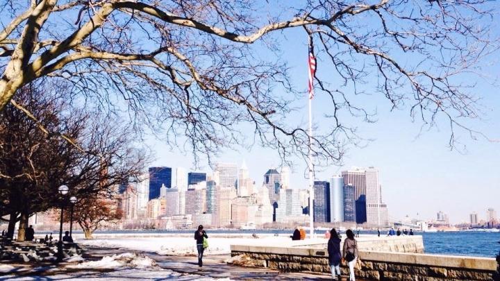 Un jour j'irai à NEW YORK avec toi – Partie 2 – Ou pique-niquer?